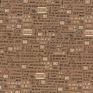 Elementary 5568-11 Kraft Equations by Sweetwater for Moda