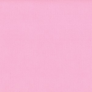 Bella Solids 9900-166 Amelia Pink by Moda Basics