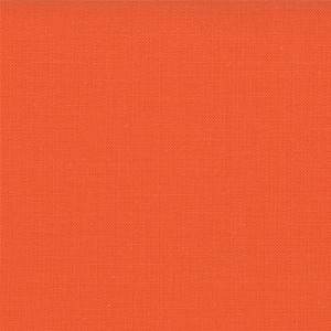 Bella Solids 9900-209 Clementine by Moda Basics