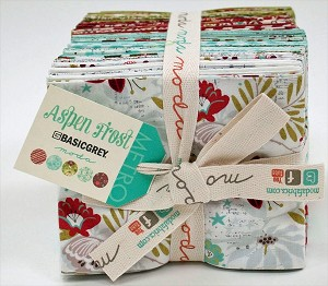 Aspen Frost 36 Fat Quarter Bundle by Basic Grey for Moda