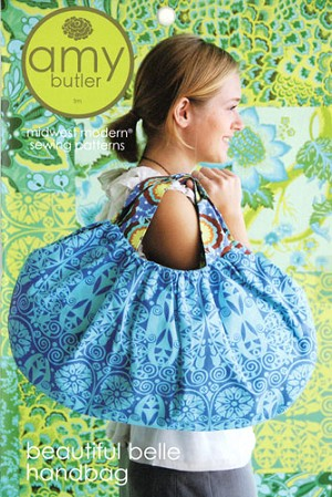 Beautiful Belle Handbag Pattern by Amy Butler