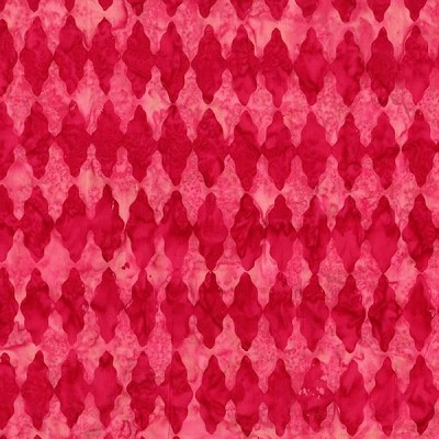 Batiks BT6076 Berry Diamond in the Rough by Michael Miller