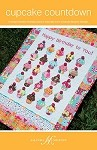 Cupcake Countdown Quilt Pattern by Amanda Murphy Designs