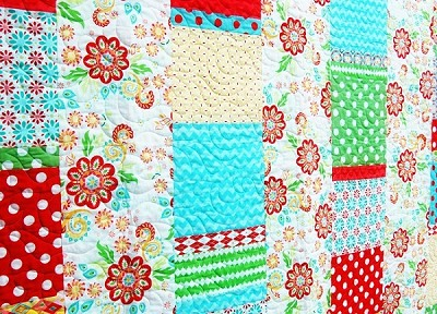 Riley Blake Five & Dime Quilt Kit