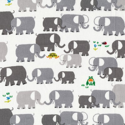 Happy Drawing Organic Elephants by Ed Emberley for Cloud 9