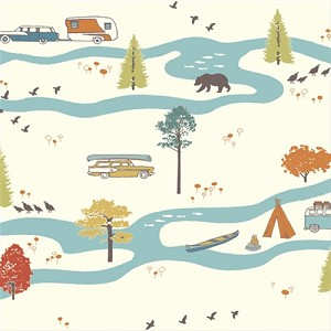Feather River Organic FR-02 Feather River by Birch Fabrics