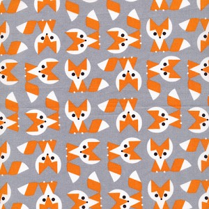 Picture Pie Organic Fox by Ed Emberley for Cloud 9