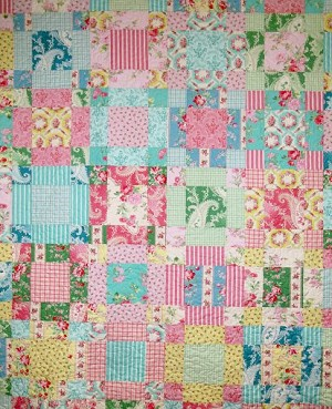 Friendship Quilt Kit by Free Spirit