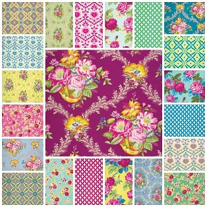Good Company 21 Fat Quarter Set by Free Spirit