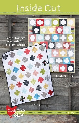 Inside Out Quilt Pattern by Cluck Cluck Sew