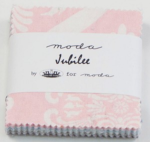Jubilee MINI Charm Pack by Bunny Hill for Moda