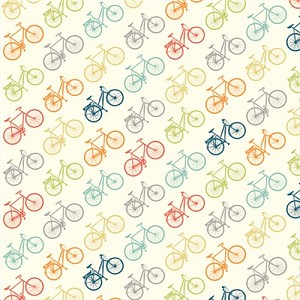 Just for Fun Organic Fun-04 Multi Ride by Birch Fabrics