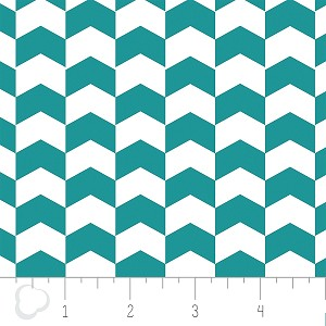 Kate 2141304-2 Bali Chevron by Camelot Fabrics