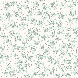 Kensington C3322 Cream Floral by Emily Taylor for Riley Blake