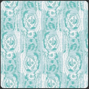 LillyBelle LB-1106 Aquamarine Moire by Bari J for Art Gallery