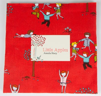 Little Apples Layer Cake by Aneela Hoey for Moda
