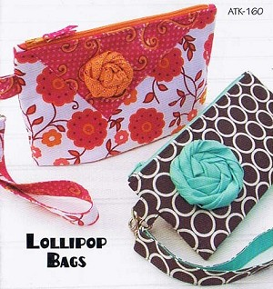 Lollipop Bags Pattern by Atkinson Designs