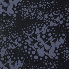 Moonshine PWTP059 Indigo Swarm by Tula Pink for Free Spirit