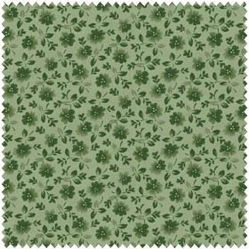 Tomorrow's Promise 2019-G Green Tonal Floral by Maywood Studio