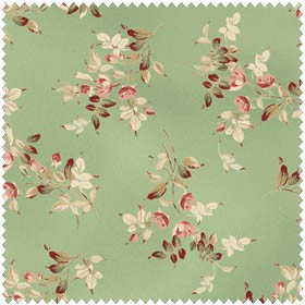 Tomorrow's Promise 2033-G Green Medium Floral by Maywood Studio