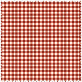 Tomorrow's Promise 610-R Red Gingham by Maywood Studio