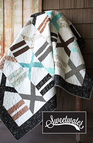 Math Class Quilt Pattern by Sweetwater