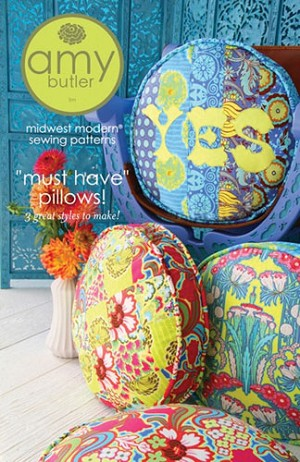 Must Have Pillow Pattern by Amy Butler