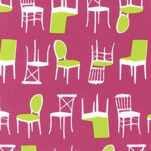 Perfectly Perched 12851-238 Garden Chairs by Robert Kaufman