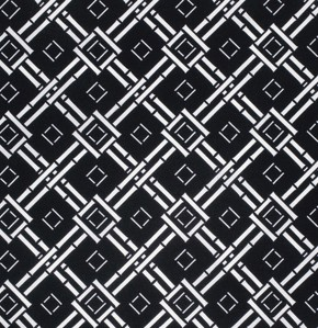 Chinoiserie Chic PWDF197 Black Espalier by Free Spirit