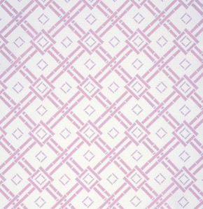 Chinoiserie Chic PWDF197 Pink Espalier by Free Spirit