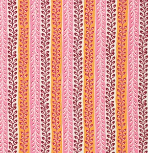 Flea Market Fancy PWDS025 Pink Seed Stripe by Denyse Schmidt
