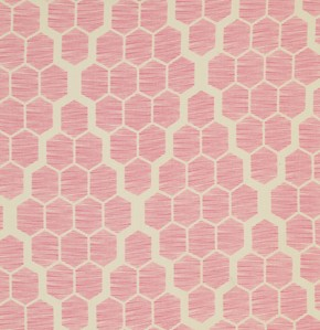 Bungalow PWJD073 Pink Hive by Joel Dewberry for Free Spirit