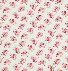 Rosey PWTW065 Ivory Cherry Blossom by Tanya Whelan for Free Spirit