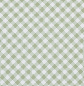 Sunshine Rose PWTW070 Green Gingham by Tanya Whelan