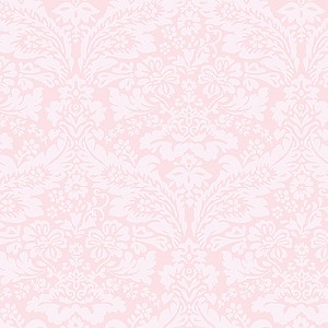 Garden Rose 586 LP Pink Damask by Rachel Ashwell