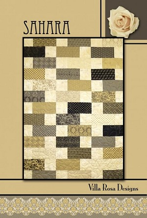 Sahara Quilt Pattern by Villa Rosa Designs
