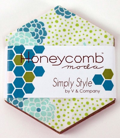 Simply Style Honeycomb by V & Co for Moda