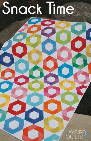 Snack Time Quilt Kit by Robert Kaufman
