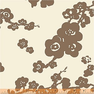 Spa 31400-4 Cream Brown Floral by Windham EOB