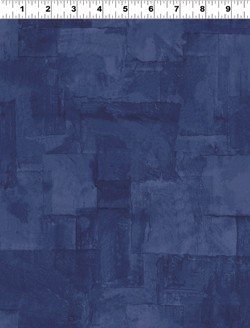 Summerland Y1473-96 Navy Tonal by Clothworks
