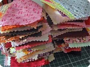 Fabric Swatches (up to 3)
