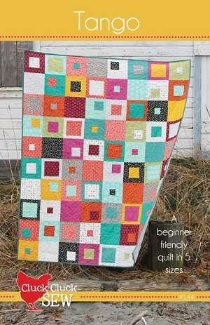 Tango Quilt Pattern by Cluck Cluck Sew