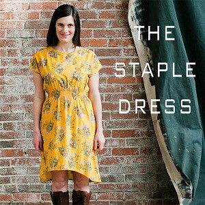 The Staple Dress Pattern by April Rhodes