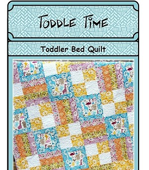 Toddle Time Quilt Pattern by Carlene Westberg