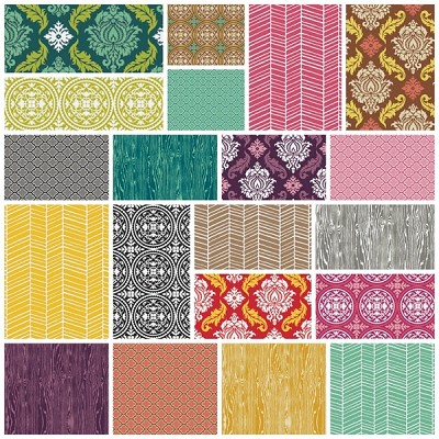 True Colors 20 Fat Quarter Set by Joel Dewberry for Free Spirit