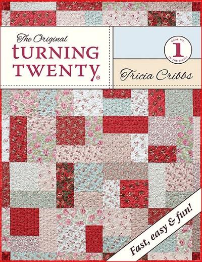 Quilt Patterns For 20 Fat Quarters : Turning Twenty Original Fat Quarter Quilt Pattern Booklet