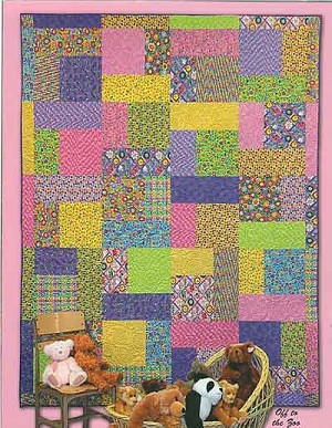 Turning Twenty Original Fat Quarter Quilt Pattern
