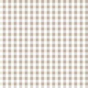 Twice as Nice C3525 Gray Plaid by The Quilted Fish for Riley Blake