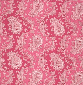 Veranda PWVM073 Strawberry Bandana by Verna Mosquera for Free Spirit