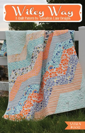Wiley Way Quilt Pattern by Sassafras Lane